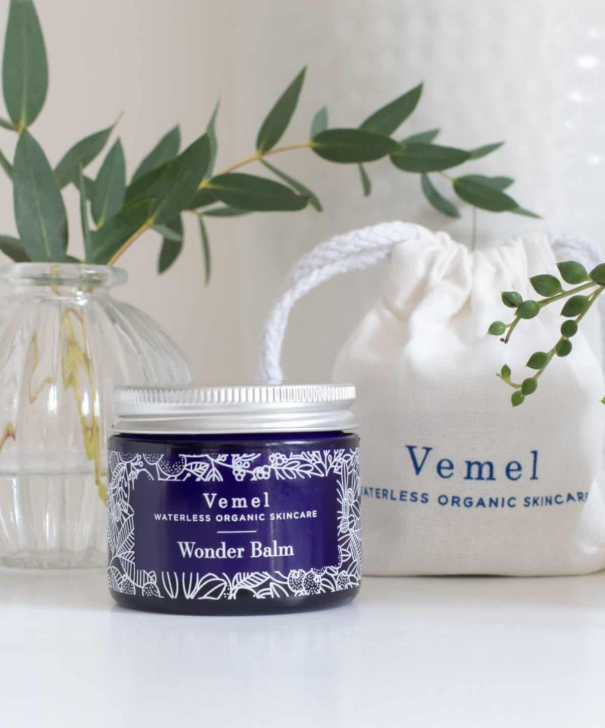 Vemel Organic Skincare Products