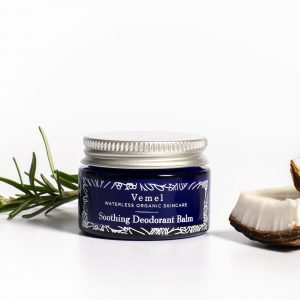 Soothing Deodorant Balm by Vemel