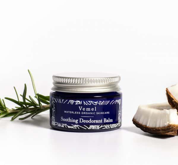 Soothing Deodorant Balm by Vemel