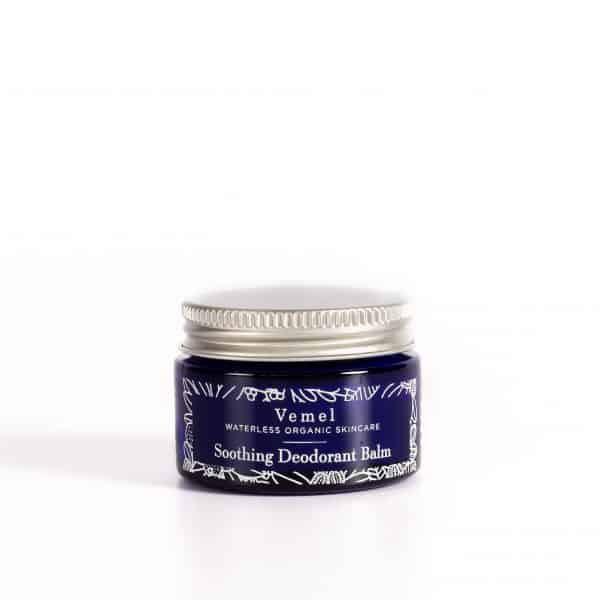Soothing Deodorant Balm from Waterless Organic Skincare Collection
