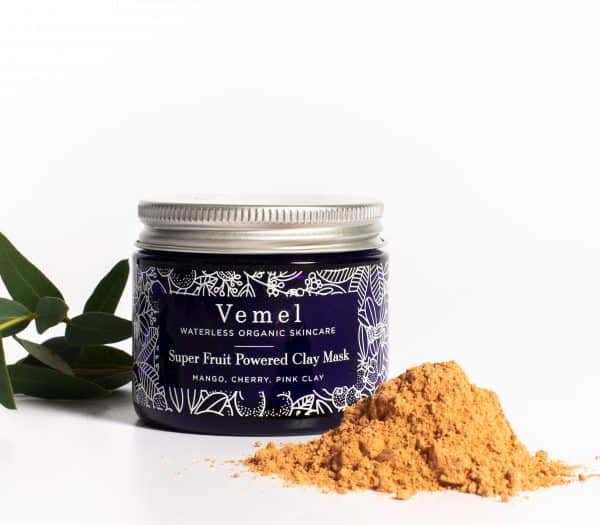 Super Fruit Powered Clay Mask by Vemel