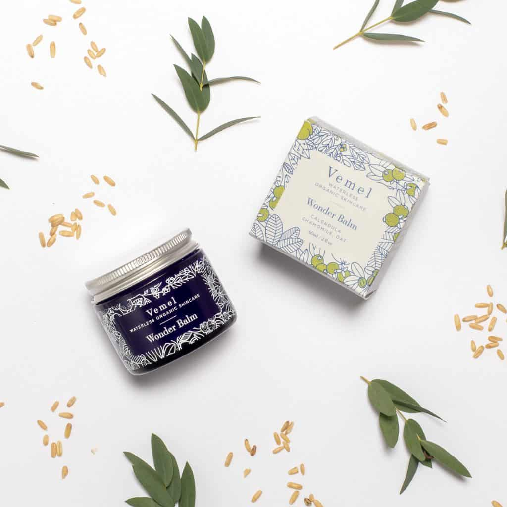 Wonder Balm from Vemel Waterless Natural Skincare