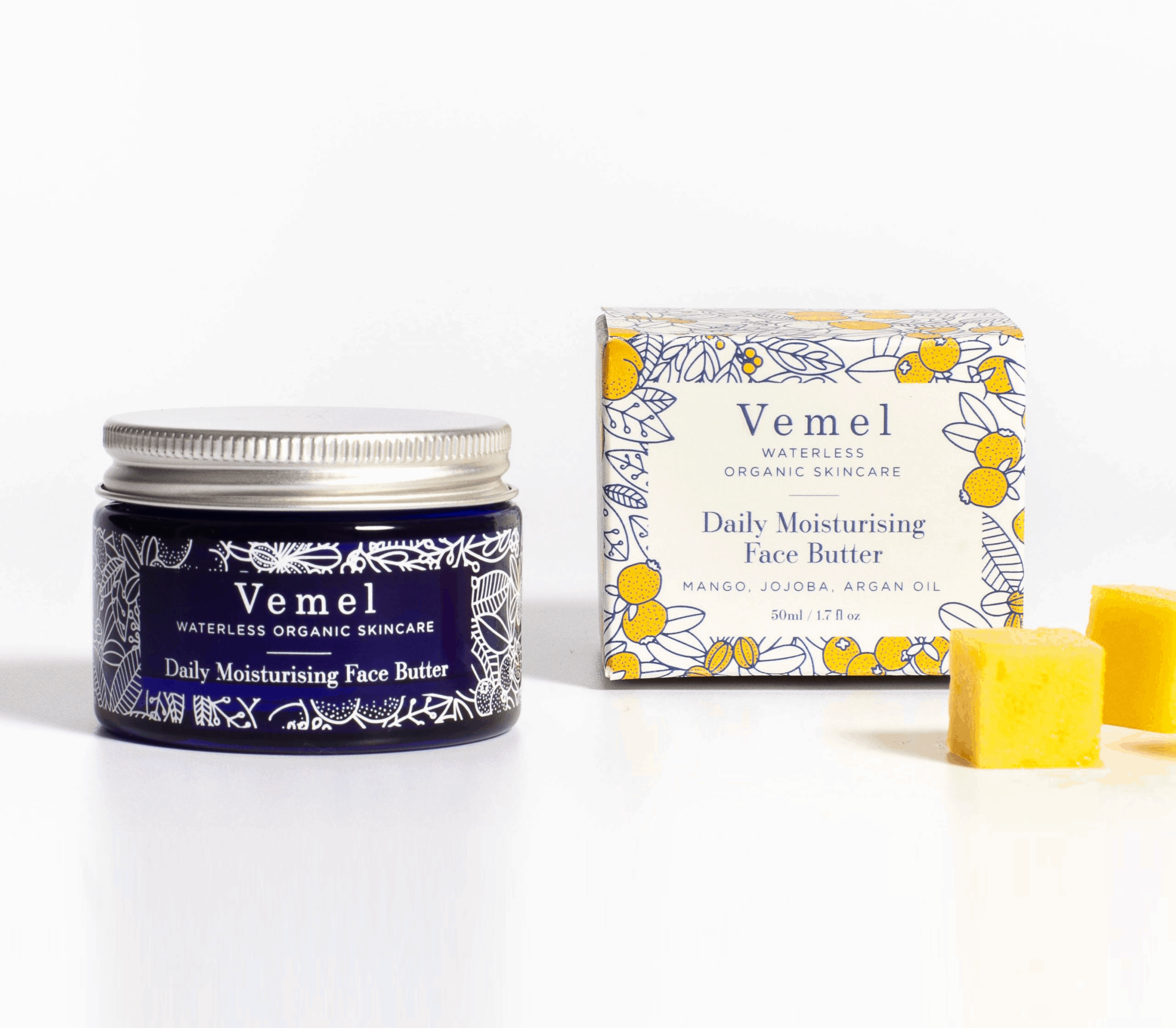 Daily Moisturising Face Butter from Waterless Natural Skincare