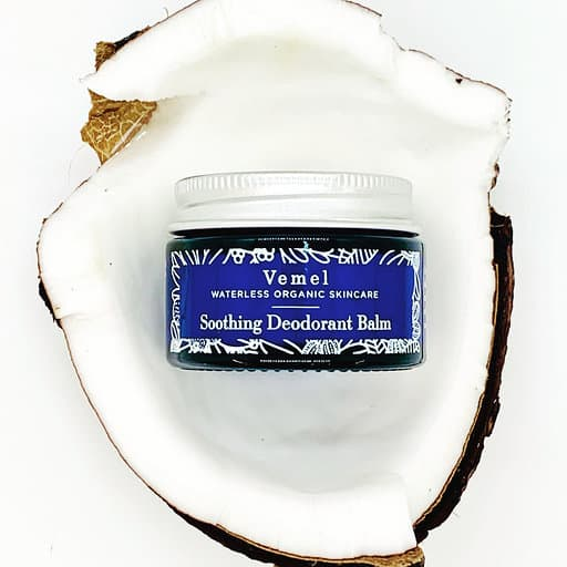 Daily Moisturising Face Butter from Vemel Waterless Natural Skincare
