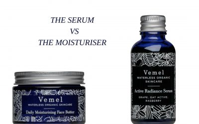The Serum Vs The Moisturiser (and why we need both!)